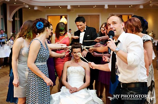 PolariS - odczepiny, polnische Hochzeitstradition