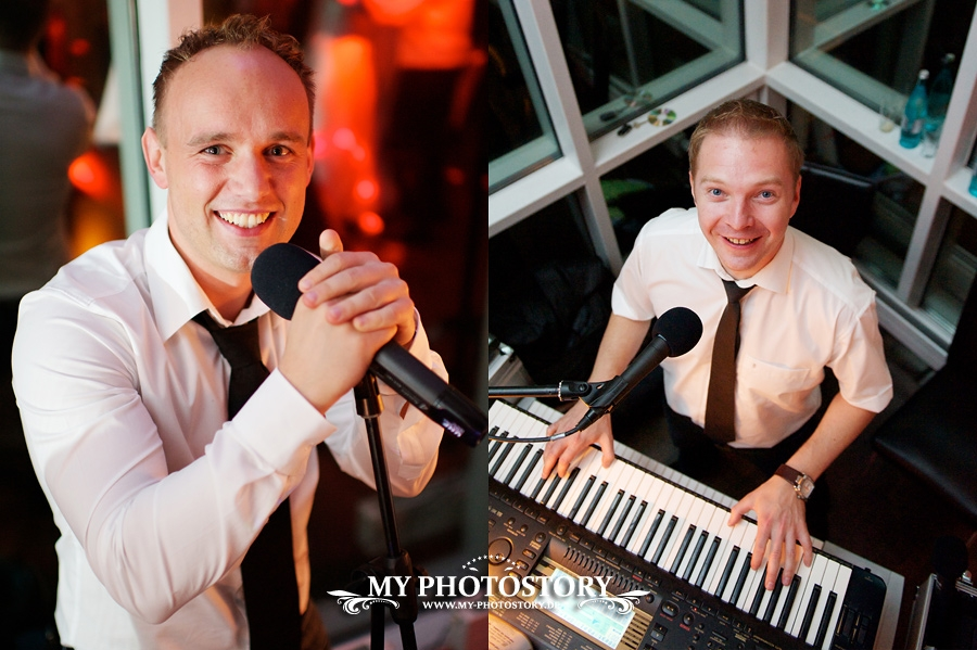 PolariS - deutsch, polnische Hochzeitsband - Markus, Rafael