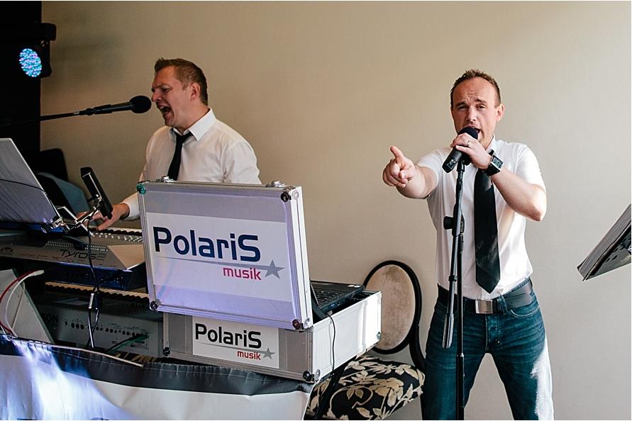 Liveband - PolariS